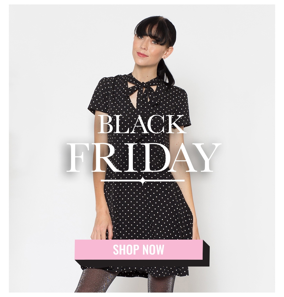Shop Black Friday Dresses