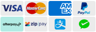 Dangerfield payment methods accepted